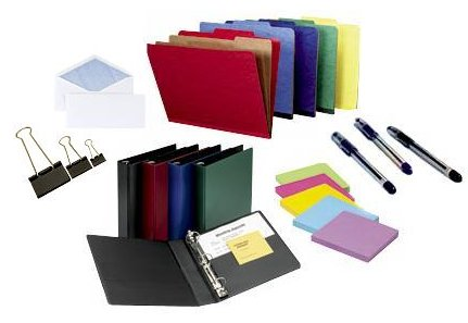 Office Supplies Supreme Graphics Print