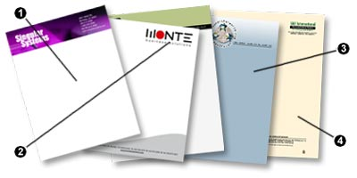 Design tips do it yourself letterhead supreme graphics print do it yourself letterhead letterhead is one of the key elements to your corporate identity it is ground zero from a design standpoint solutioingenieria Choice Image